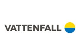 Customer logo Vattenfall